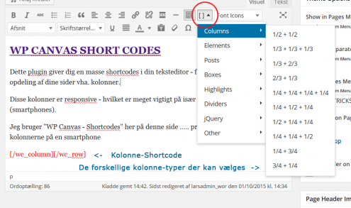 wordpress-plugin-wp-canvas-shortcode-i-teksteditor