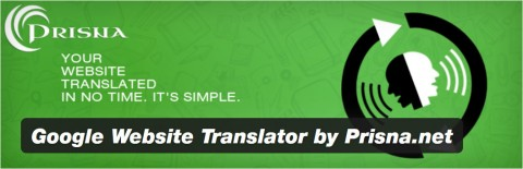 wordpress-sprog-plugins-Google Website Translator