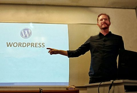 Lars Bregendahl Bro - Underviser i WordPress - Kursus i WordPress