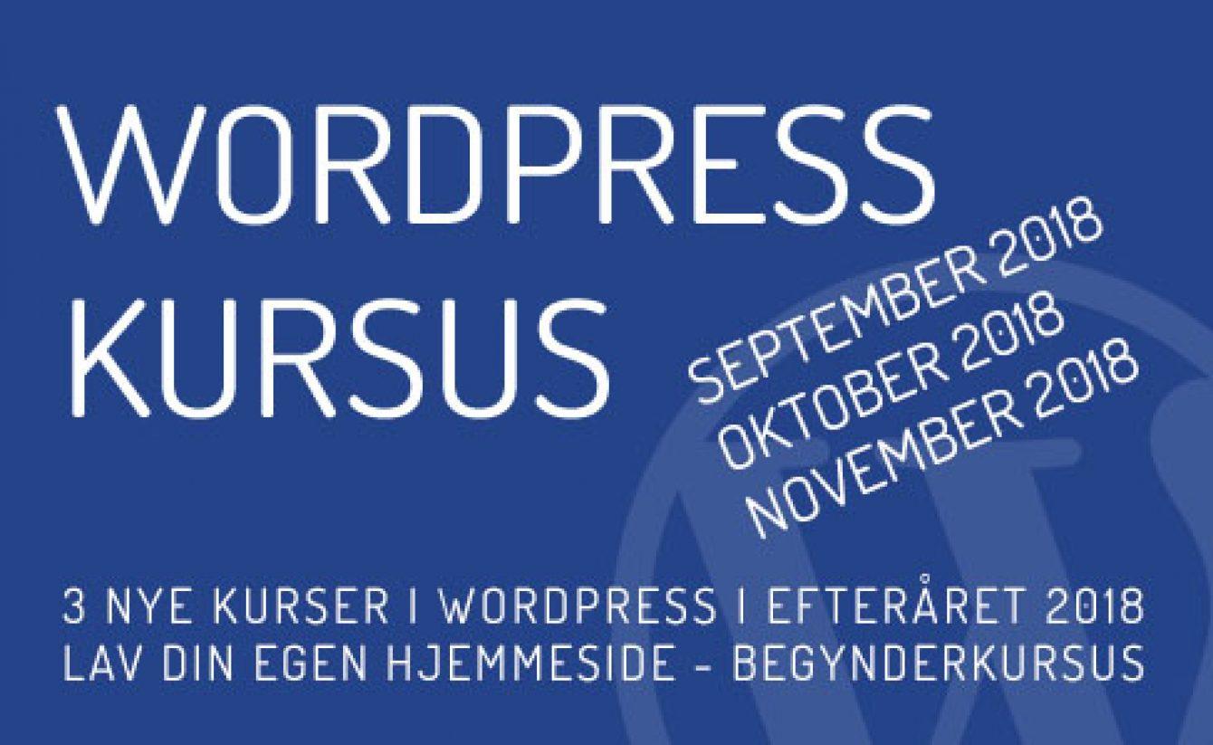 wordpress-kursus-koebenhavn-efteraar-2018-undervisning-hjemmesider